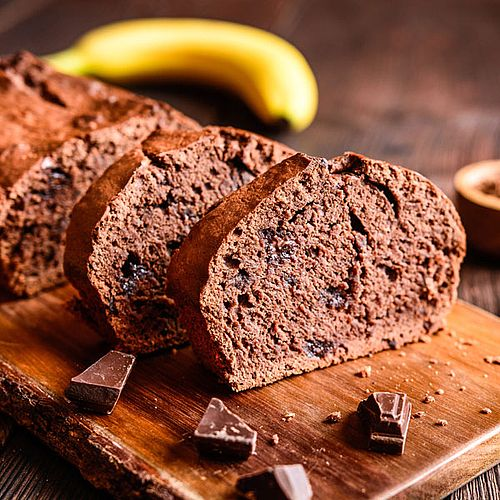 Schneller Saftiger Low Carb Schoko Bananen Kuchen Rezept Ohne Zucker Kuchen Rezepte Ohne Zucker Bananen Kuchen Schoko Bananen Kuchen