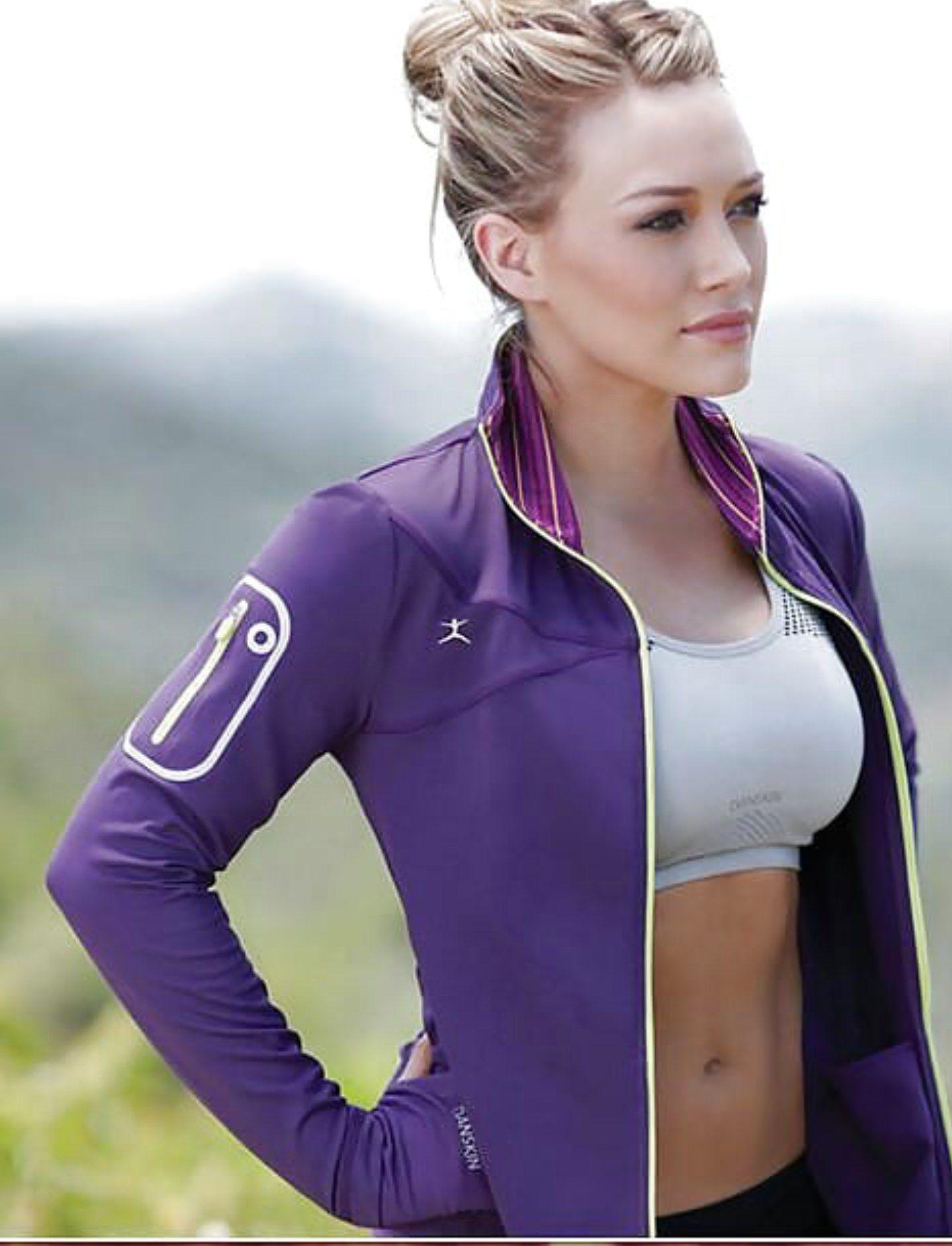 Endsville hillary duff beautiful in pinterest fitness
