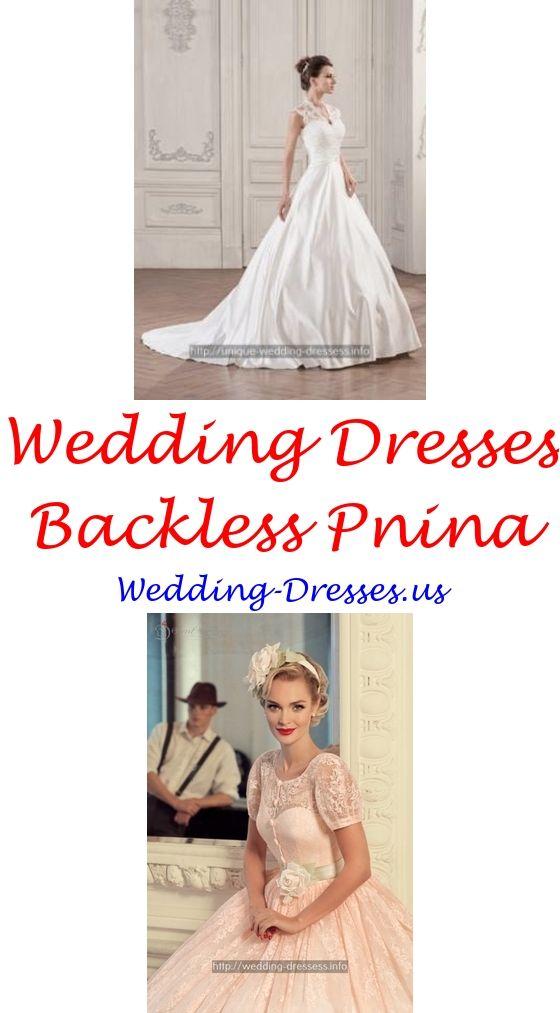Wedding Dresses Empire | Wedding dress casual, Blush wedding dresses ...