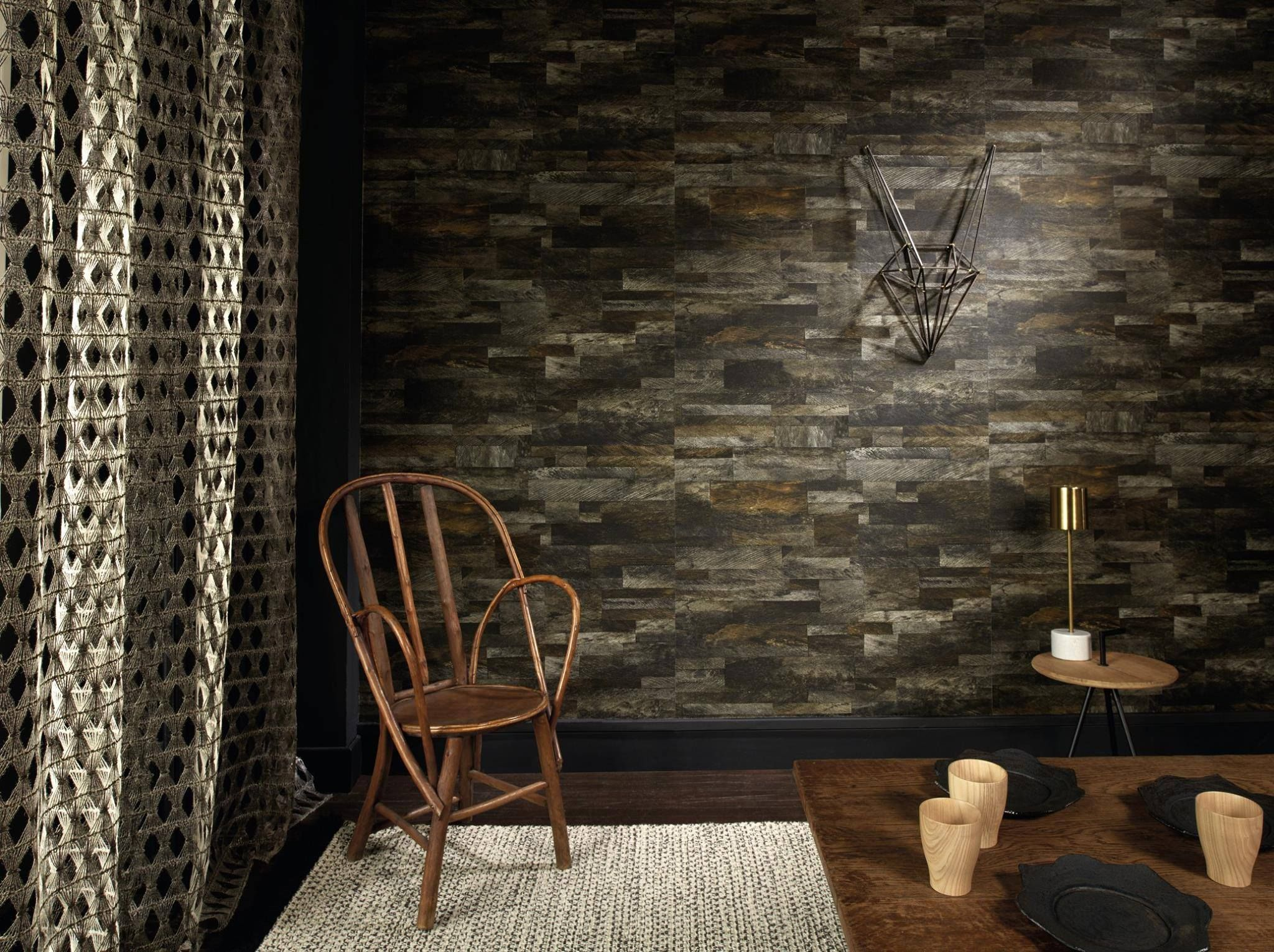 Beautiful New Wallpapers Http Www Decorteamus Com Fabric  # Muebles Nenufar