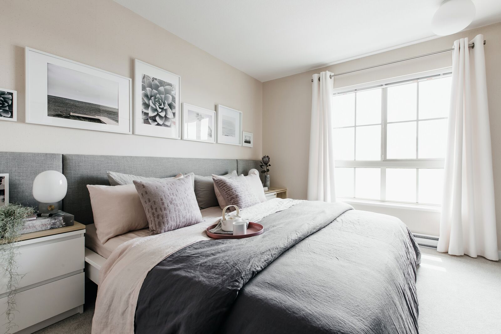 Bed beside window ideas  pin by mosaic homes on hawthorne  bed rowhomes  pinterest