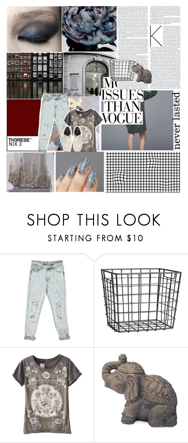 """""""I'M BACK... but..."""" by terrymurat9 ❤ liked on Polyvore featuring Wassup, Boohoo, H&M and Jack Wills"""