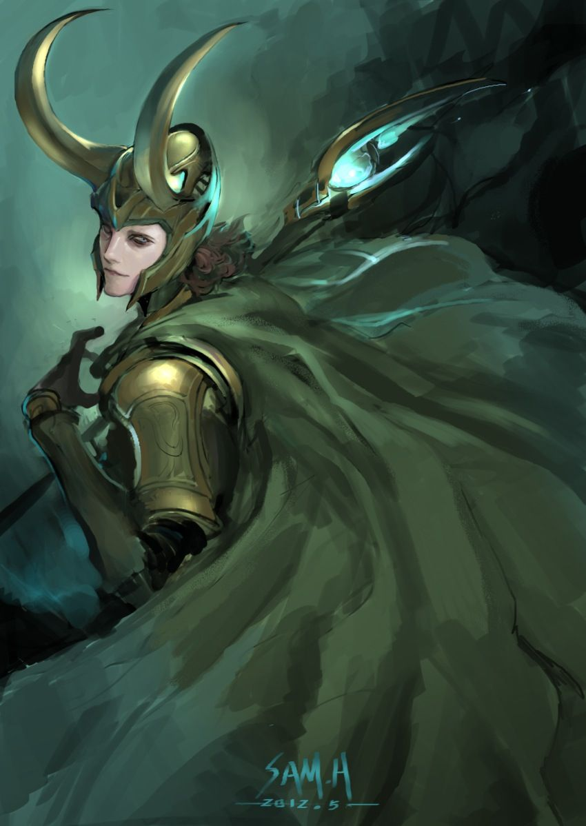 Interesting Loki Art