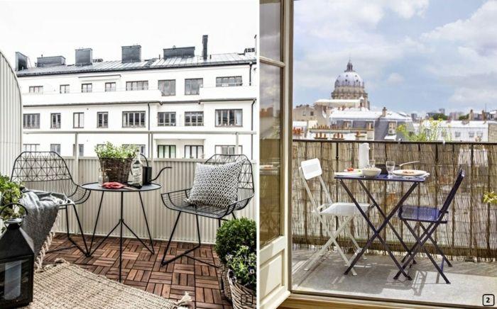 ▷ 1001 + ideas sobre decoración de terrazas pequeñas - decoracion de terrazas pequeas