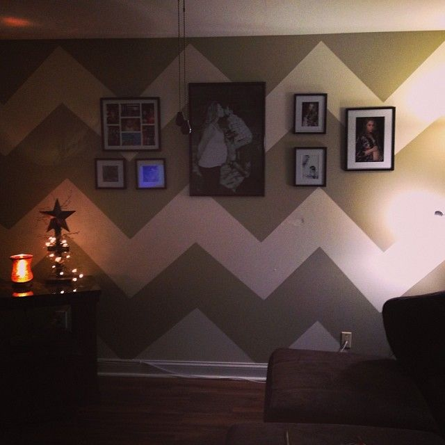 Kailyn Lowry Reveals Newly Decorated Living Room Photo Chevron