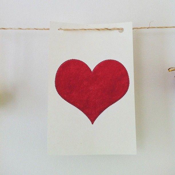 Heart Bunting Vday