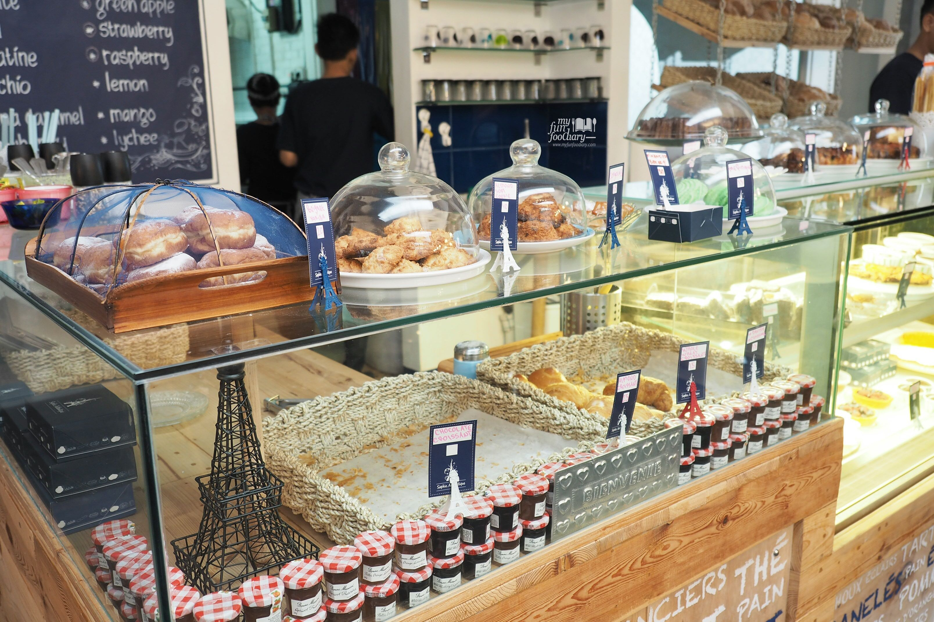 [NEW BRANCH] French Bakery Sophie Authentique Kemang