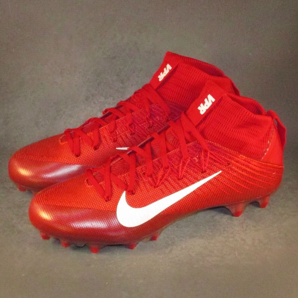 ab76869d3 Nike Vapor Untouchable 2 Football Cleats Men s Size 12 Red  Nike