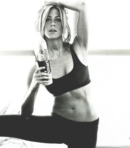 Found the article about Jennifer Aniston's diet. Interesting.