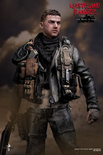 Vts Toys Mad Max Wasteland Ranger Latest Product News For 1 6 Scale Figures 12 Inch Collectibles Mad Max Mad Max Fury Road Tom Hardy