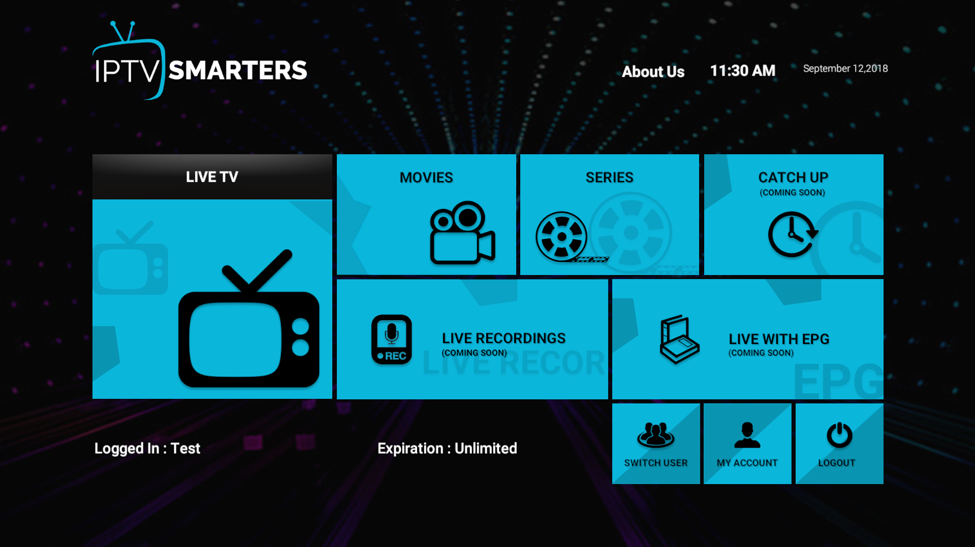 IPTV App for Windows IPTV Smarters Windows App WHMCS