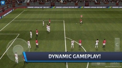 Dream League Soccer 2018 First Gameplay Android Ios Mod Apk 5 00 Hack Cheats Download League Soccer Dream