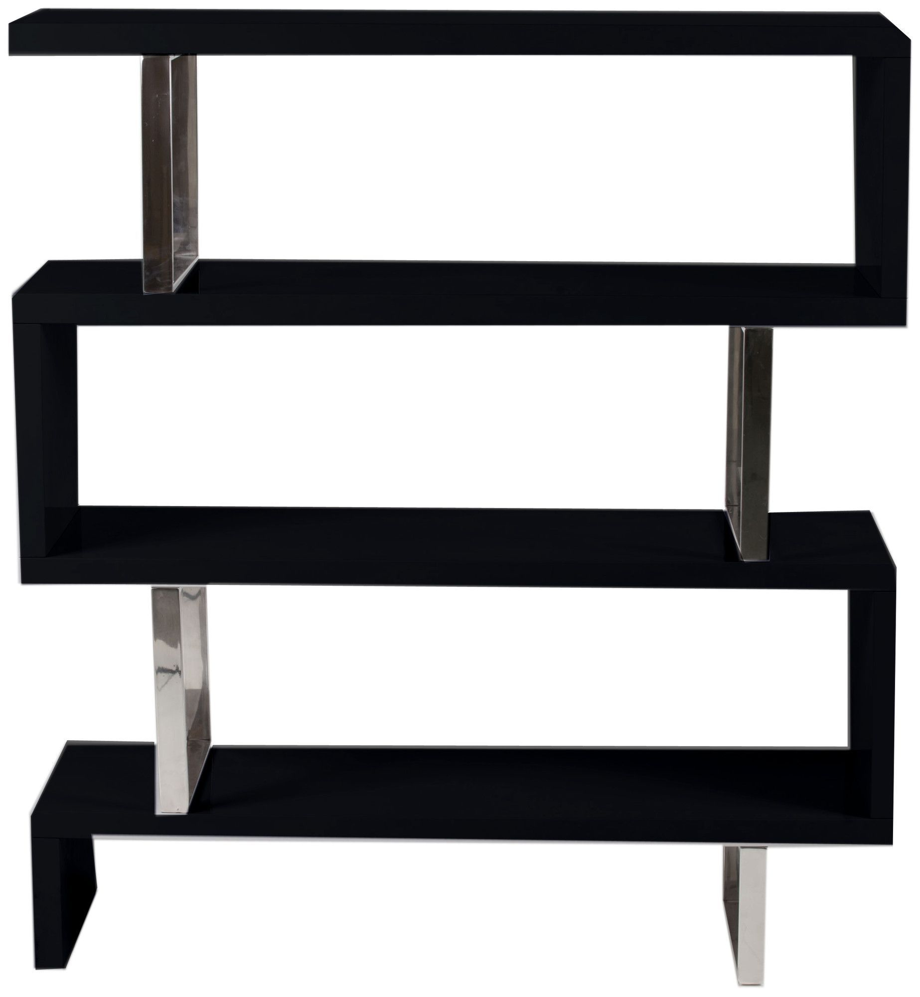 "Jared 52"" Accent Shelves"