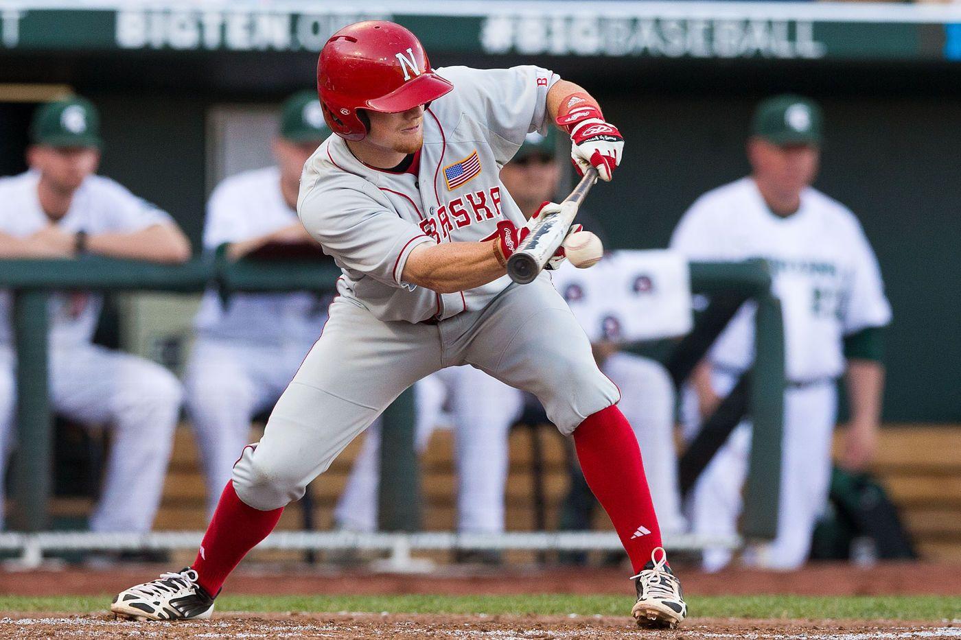 05/22/2014 Big Ten Baseball Tourney Omaha WorldHerald