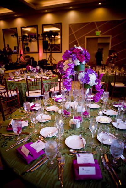 Centerpiece Ideas San Go Weddings At The Dana On Mission Bay Photo