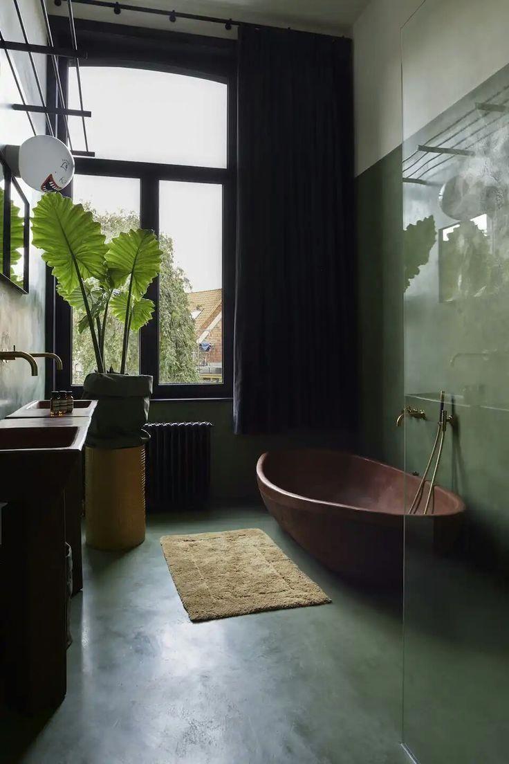 Photo of COCOON Bad Design Inspiration | modernes High-End-Bad aus Edelstahl …