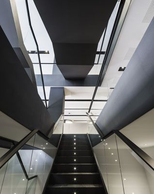 Francesc Rif Studio Offices CAIXABANK MADRID