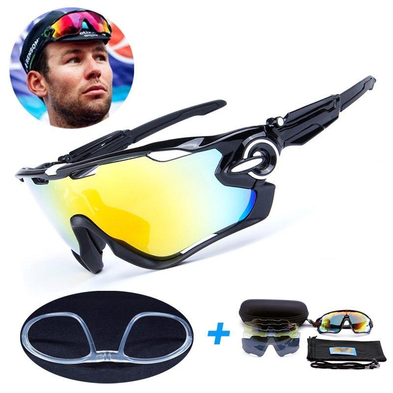 New Cycling Glasses Sport Bike Bicycle Cycling Sunglasses Glasses Eyewear