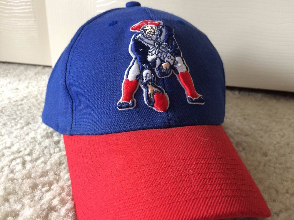 c9b80bab NFL New England #Patriots Retro Pat Patriot Cap Reebok from $10.0 ...