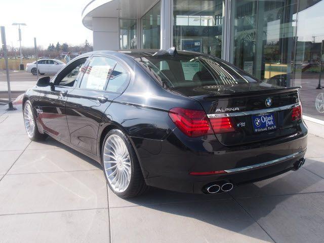 2013 Black BMW 7 Series 750xi httpwwwiseecarscomusedcars