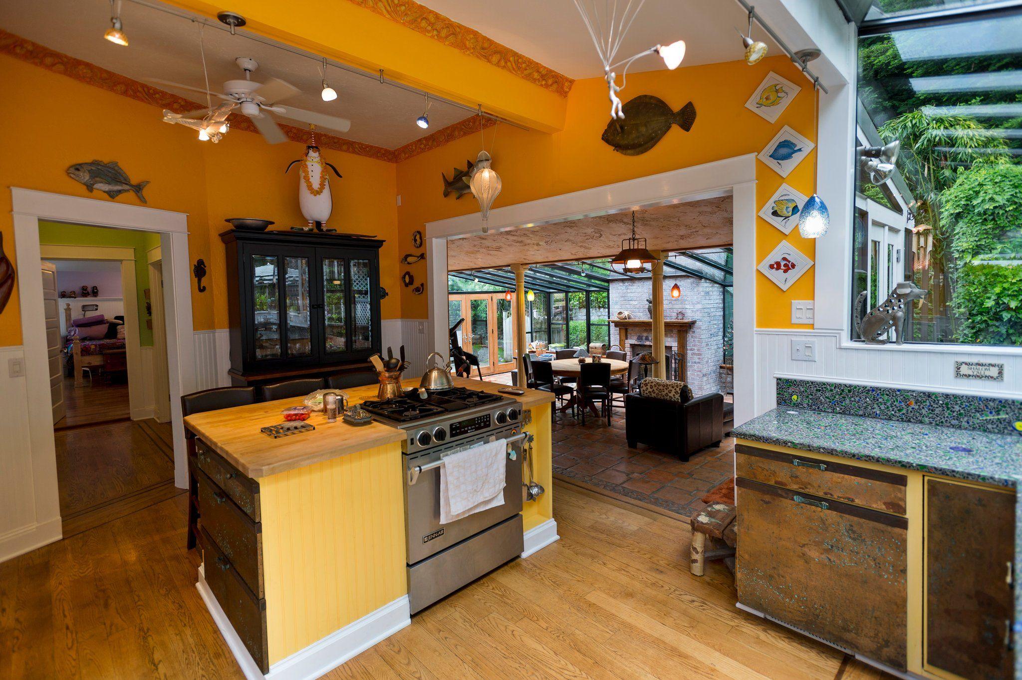 Atractivo Palacio De Cocina Seattle Imagen - Como Decorar la Cocina ...