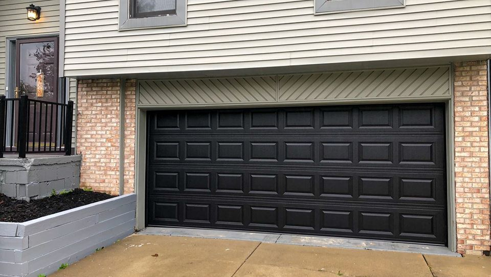 Is Your Garage A Little Meh A New Raised Panel Door Will Add A Subtle Yet Elegant Enhancement To Your Home Now Raised Panel Doors Panel Doors Raised Panel
