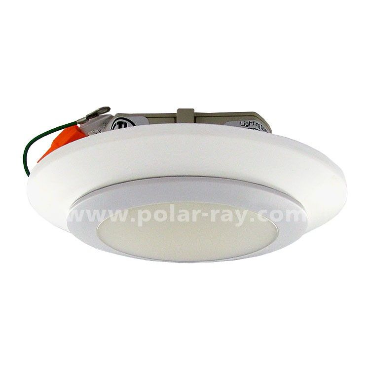 Lighting Science 4 Glimpse Led Downlight 3000k Polar