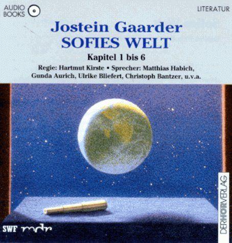 Sofies Welt, 6 Audio-CDs: Amazon.de: Jostein Gaarder, Matthias Habich, Gunda Aurich, Ulrike Bliefert, Hartmut Kirste: Bücher