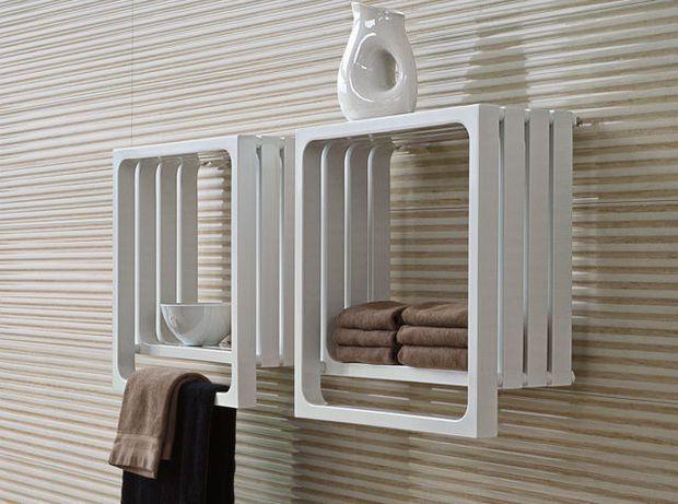 Multifunctionele radiatoren badkamer vertrekken en