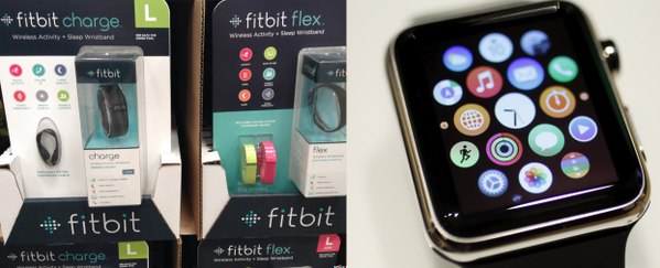 50% user abandonment for #Fitbit vs 6% for #AppleWatch http://storyofdigitalhealth.com/the-digital-health-update-by-paul-sonnier-nov-2-2015-194/ … #WearableTech #DigitalHealth