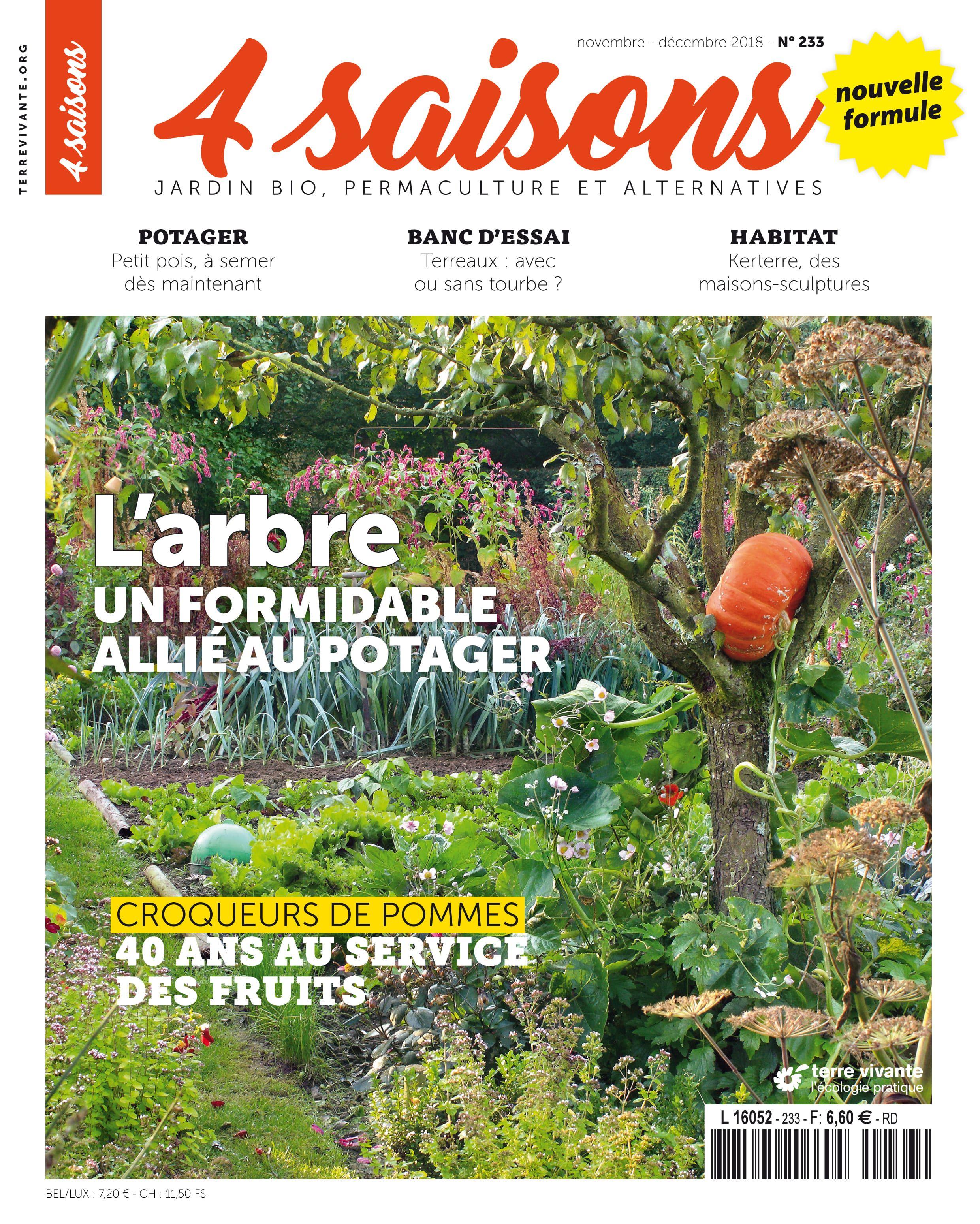 Épinglé par Terre vivante sur Jardinage Les 4 Saisons