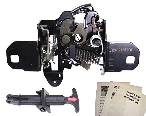 This Brand New Aftermarket Replacement Hood Latch Fits Vw New Beetle All Engines Tdi 2 0 2 5 1 8t Detailed Installatio Vw New Beetle New Beetle Volkswagen