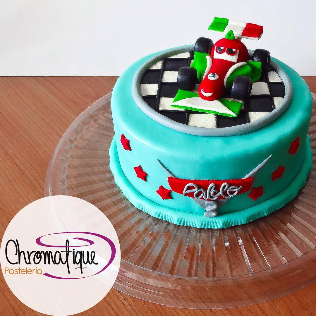Francesco Bernoulli From Cars  Cake Torta De Francesco Bernoulli - Birthday cake cars 2