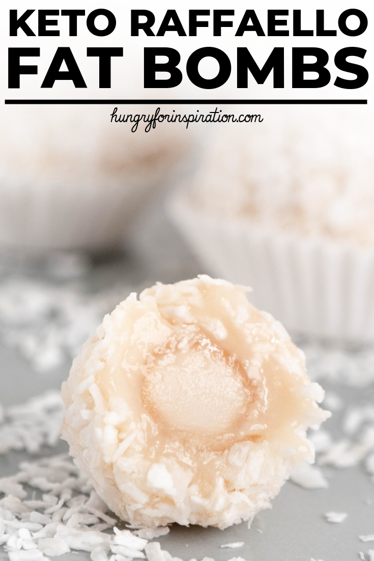 photos officielles a2dc8 8ff26 Keto Coconut & Almond Fat Bombs that taste just like ...