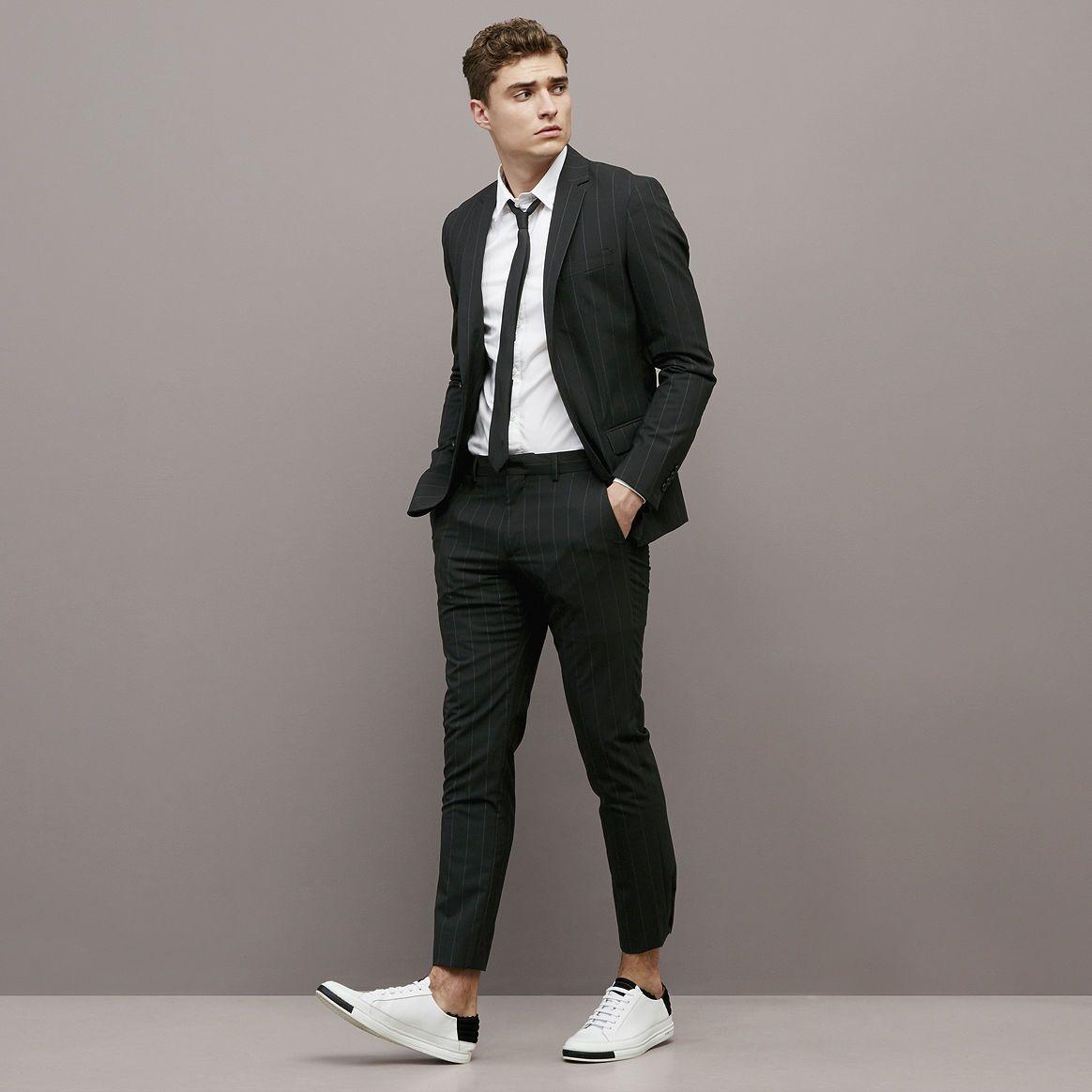 Slim Fit Suits Vs Classic Fit Suits Skinny Guys Slim