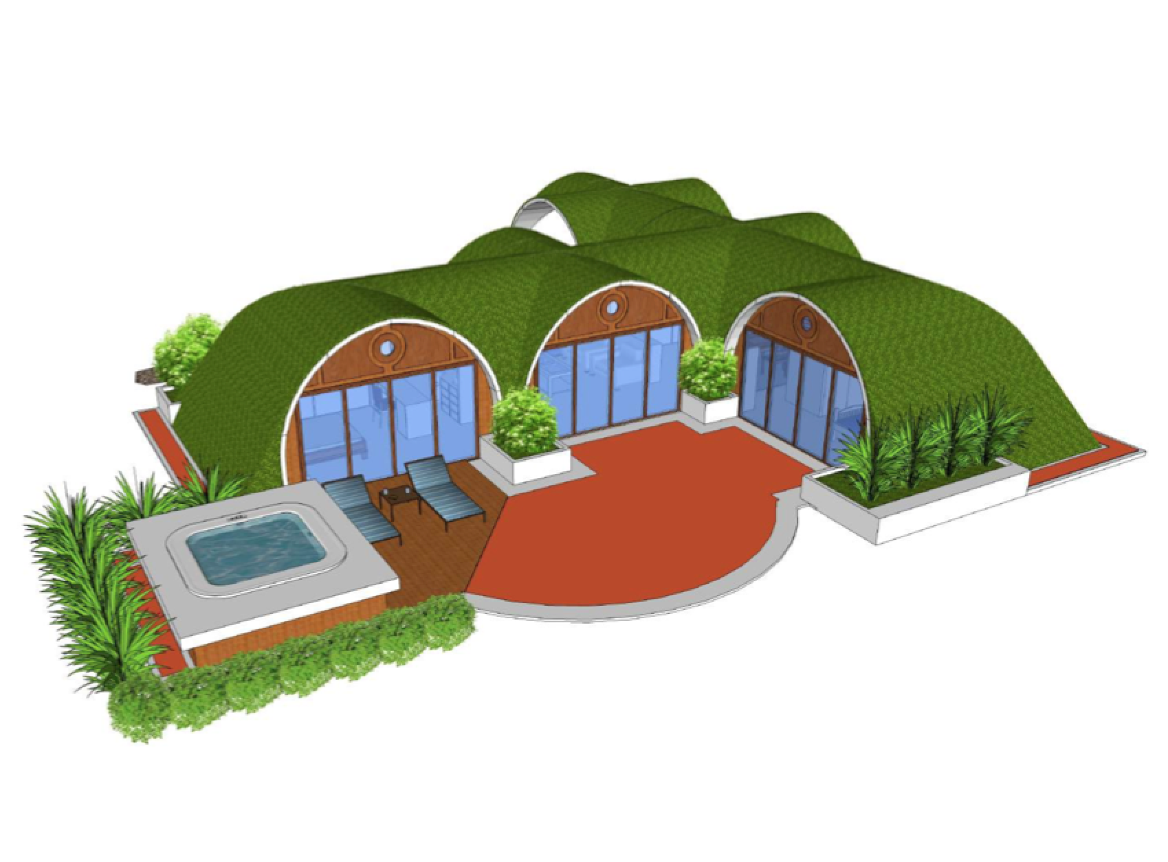 Caba±as bioclimatizadas bioclimatic homes Green Magic Homes