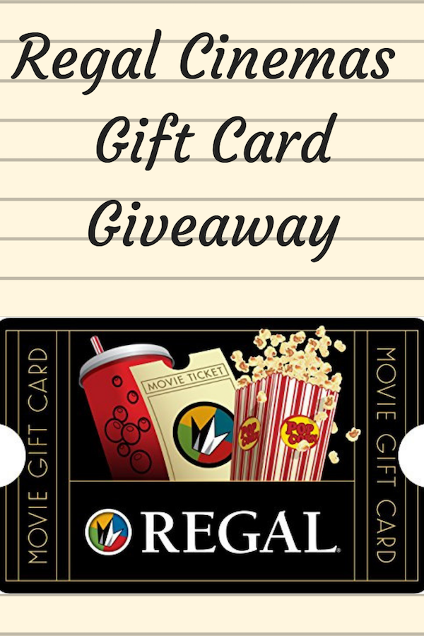 Regal Cinemas Giveaway Ends 1015 Pin It To Win It Giveaway