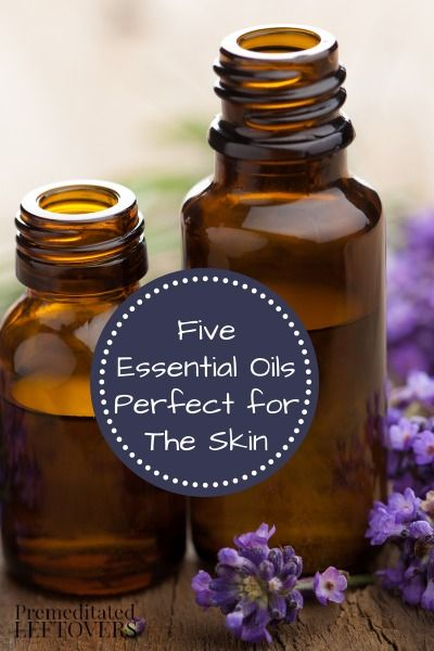 5 Great Essential Oils For Your Skin Essential Oils Rosemary Essential Oil Beauty Essential Oils