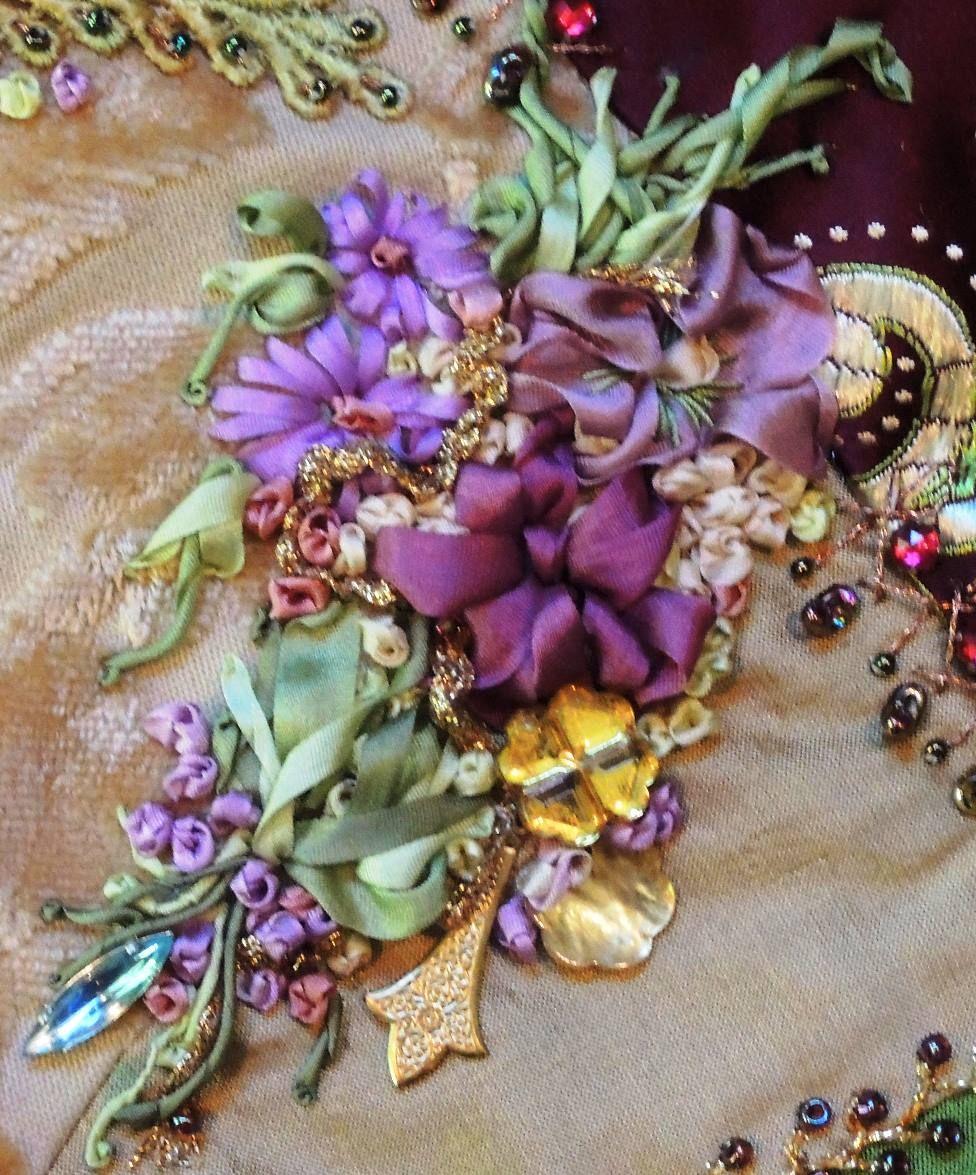 Ribbonsmyth flower ribbon crafts pinterest