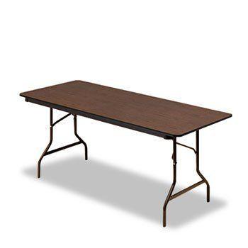 55324 Folding Table By Iceberg 121 74 Iceberg 55324 Folding