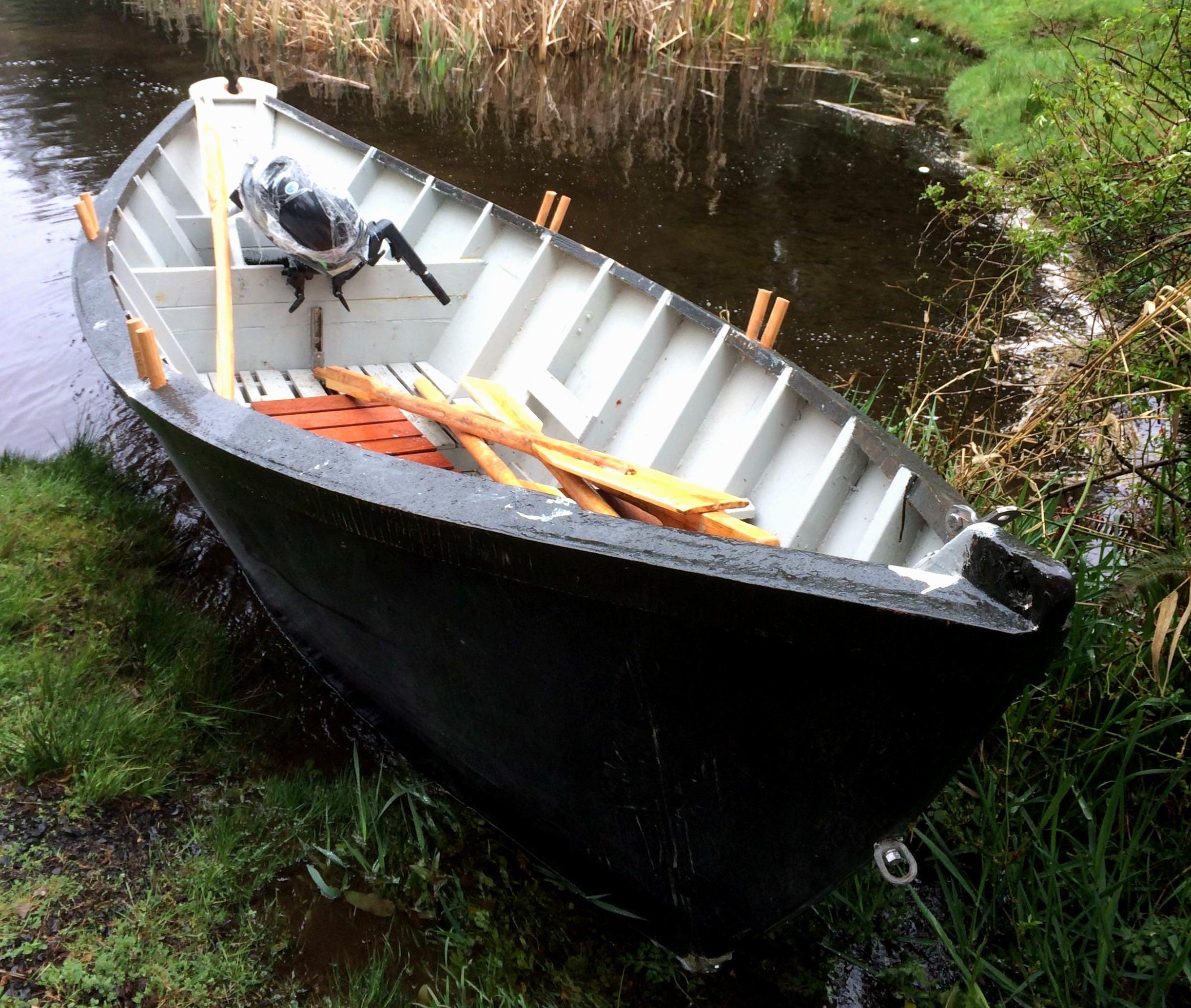 Alaskan Grand Banks Dory Wood Boat Plans | Boat stuff ...
