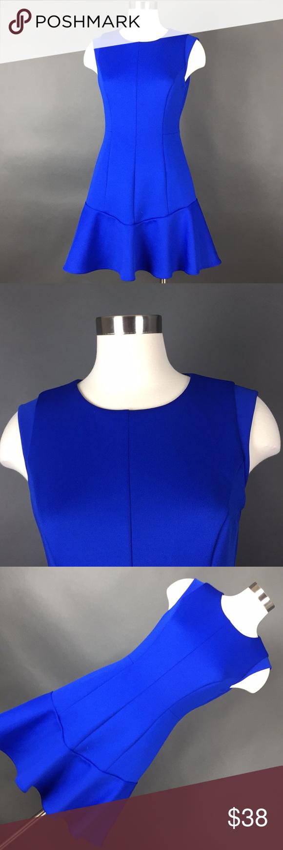 1 Day Sale Vince Camuto Royal Blue Dress 6 Royal Blue Dress Blue Dresses Gorgeous Dresses [ 1740 x 580 Pixel ]