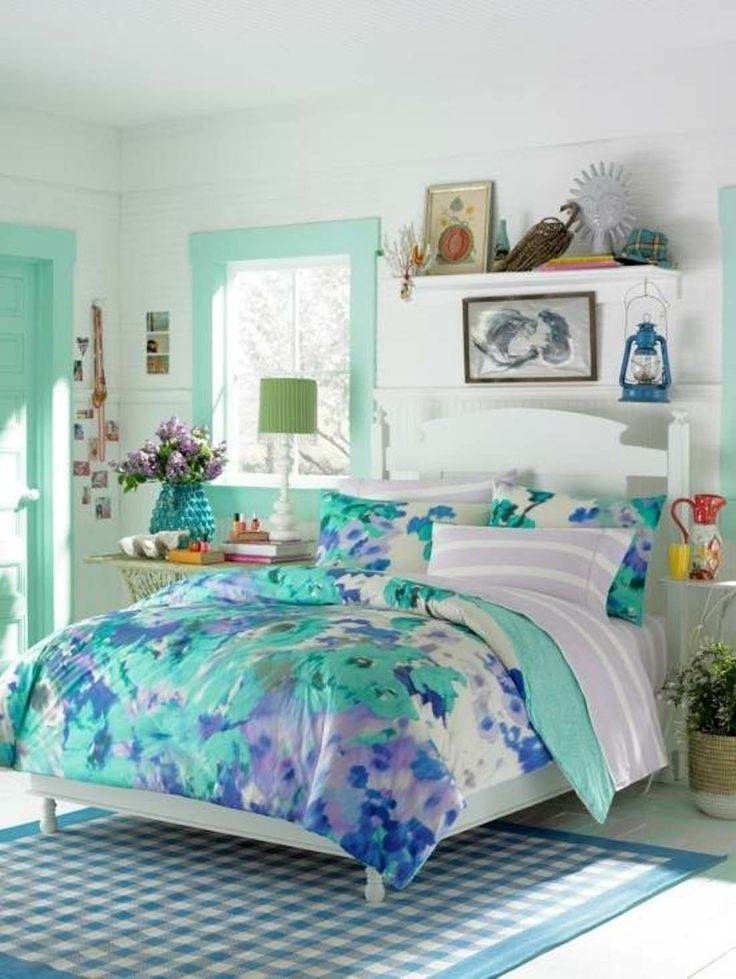 Teenage Girls Bedrooms New Decorating Design