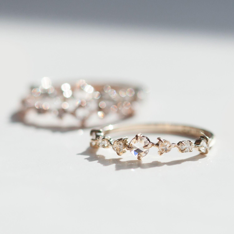 Snow Queen Ring