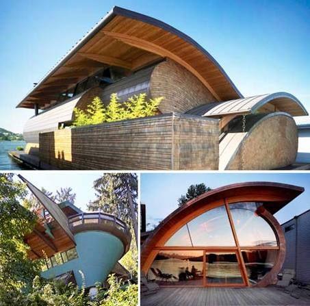 Modern Architecture Portland organic architecture on modern organic architecture robert oshatz