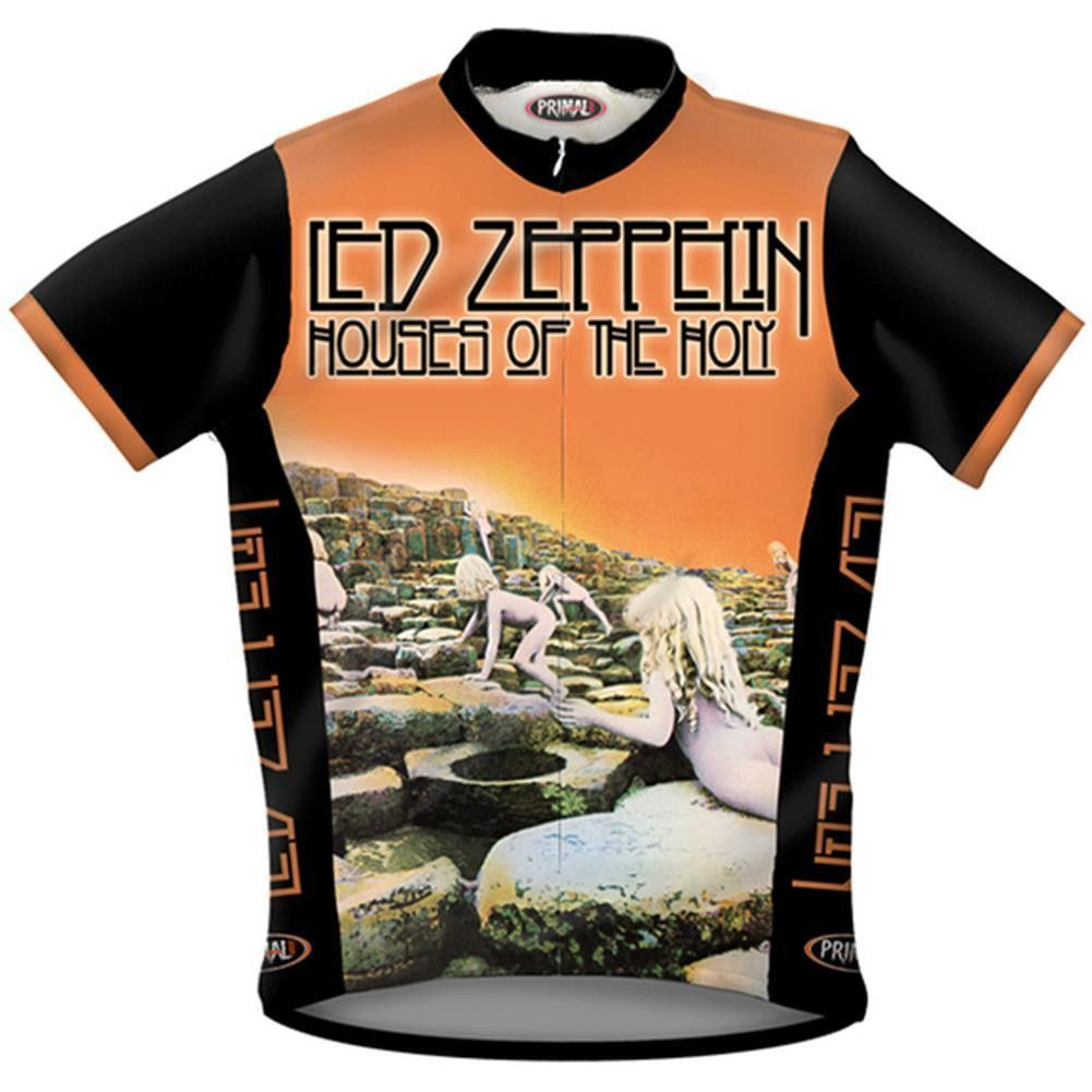 c6ac782f9 Led Zeppelin - Houses Cycling Jersey
