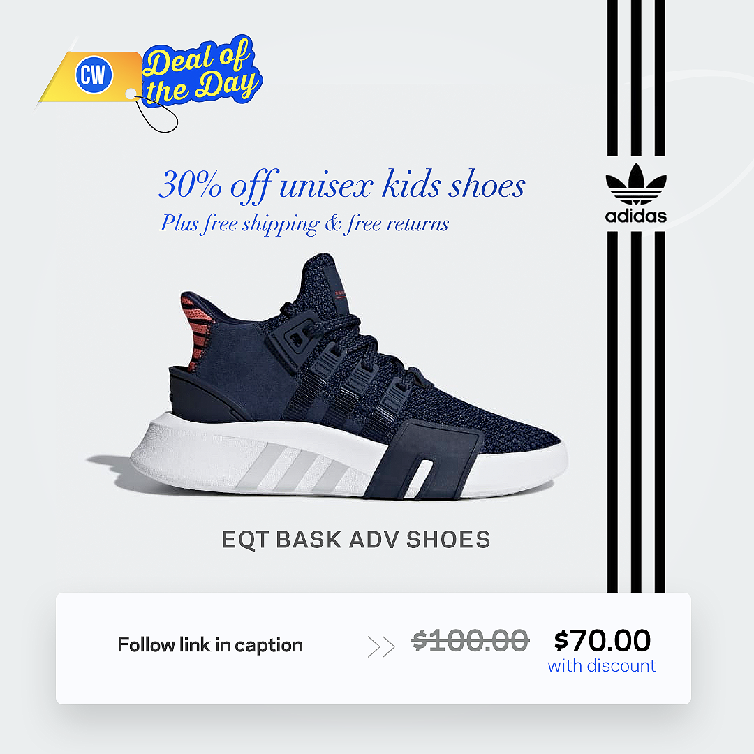 Get up to 30% off Kids sneakers! | Adidas official, Adidas