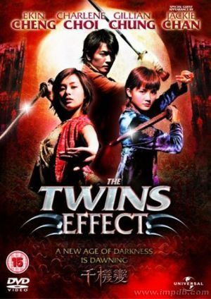 The Twins Effect 2003 Full Movies Twins Jackie Chan
