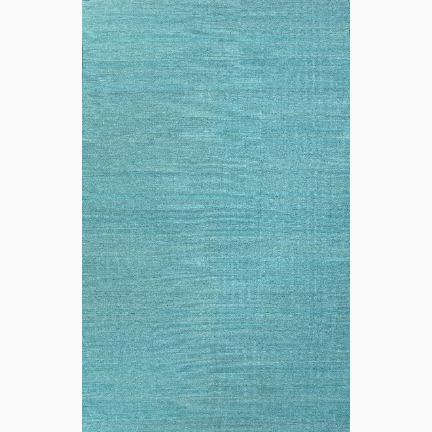 Who says solids have to be boring? With this rug, a myriad of rich, fashion-forward shade come to life underfoot. Crafted of a flat-woven wool blend, this reversible piece provide a beautiful splash o...