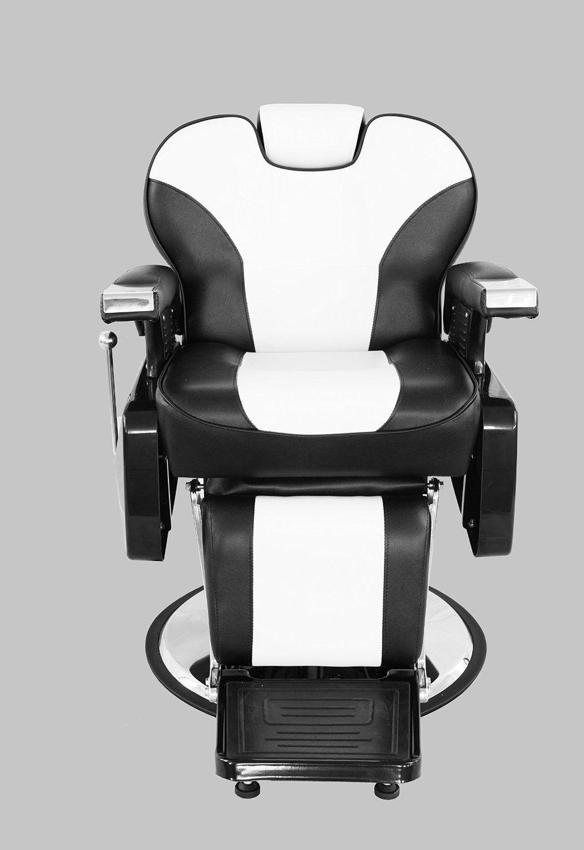 Amazon.com : Exacme Hydraulic Recline Barber Chair Salon ...